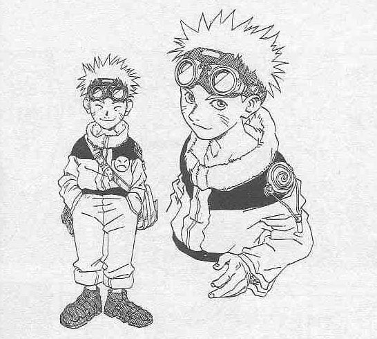101+ Gambar Naruto Gampang Digambar Paling Bagus